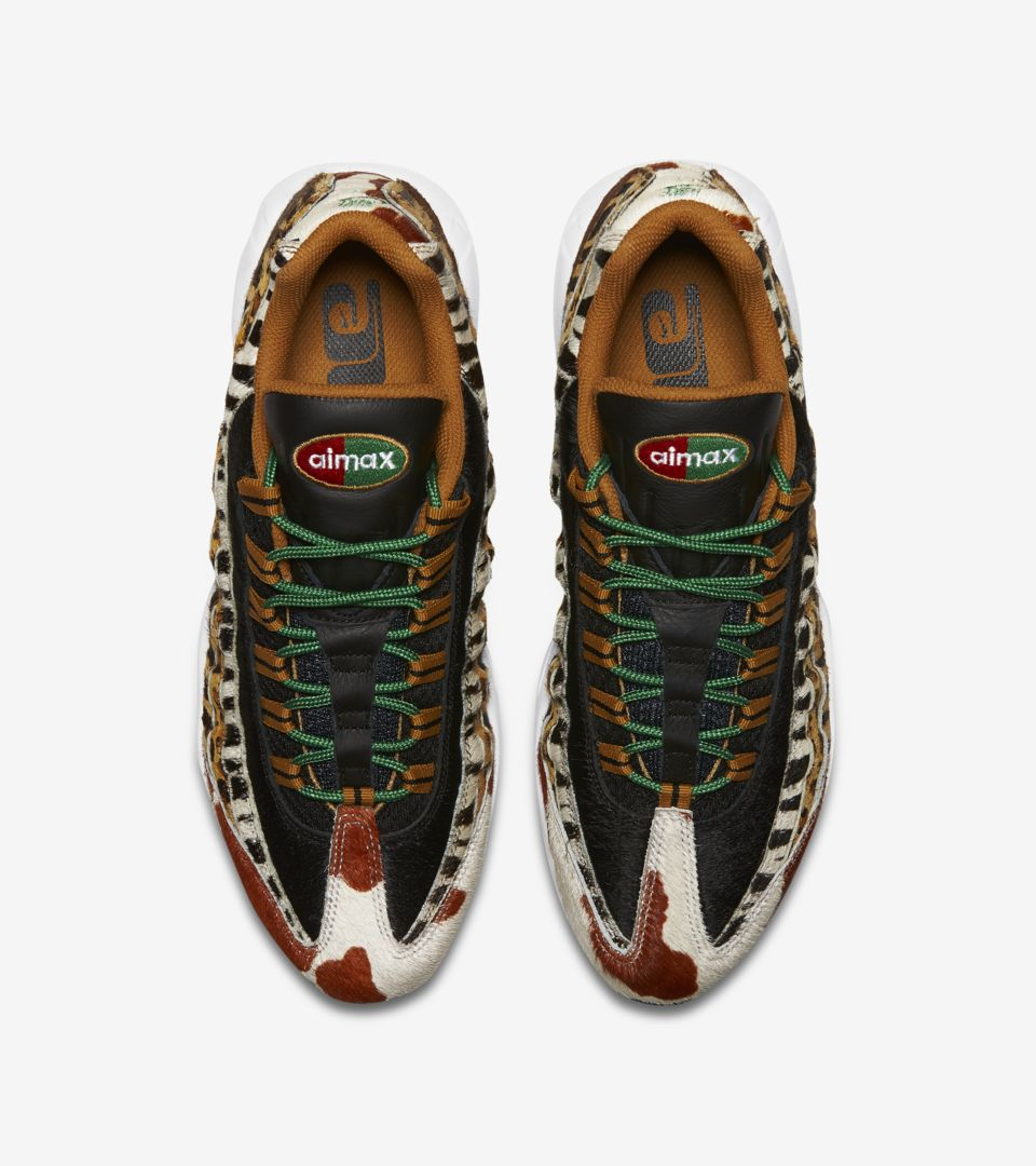 cf057f3ca7 Nike Air Max 95 Atmos 'Animal Pack' 2018 Release Date. Nike+ SNKRS