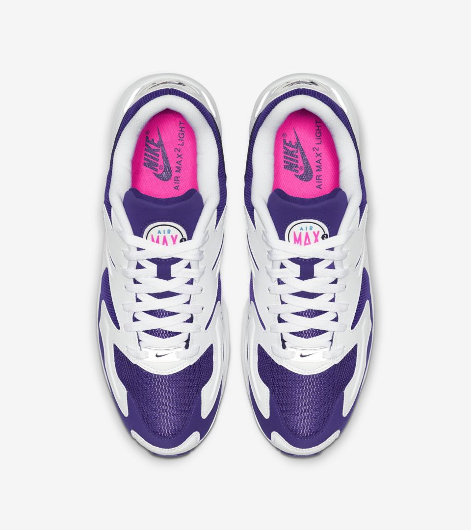 buy popular 46f68 43316 ... Air Max2 Light  Purple Berry  Release ...
