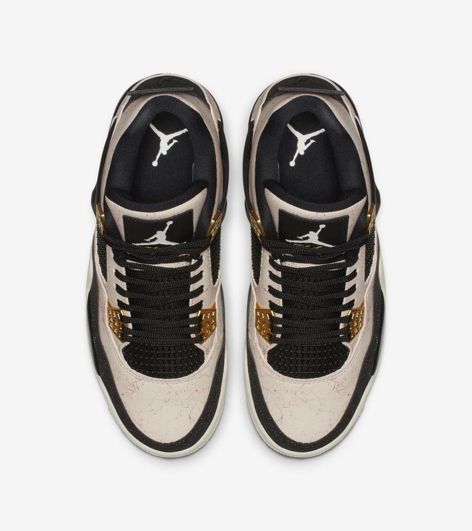 newest 03104 1f87f Nike Women s Air Jordan 4 Splatter Pack  Stilstone Red  Release Date. Nike+  SNKRS