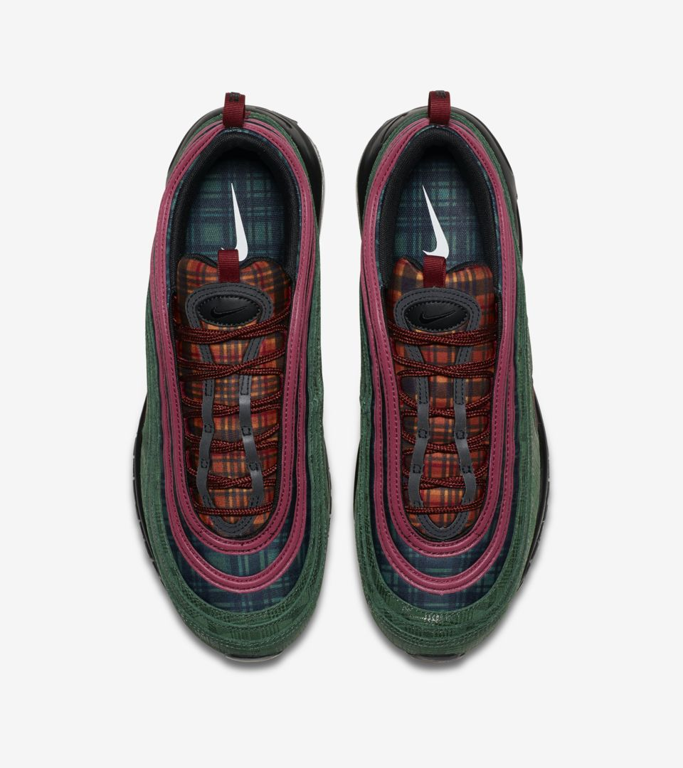 Nike Air Max 97 NRG 'Team Red & Midnight Spruce' Release Date