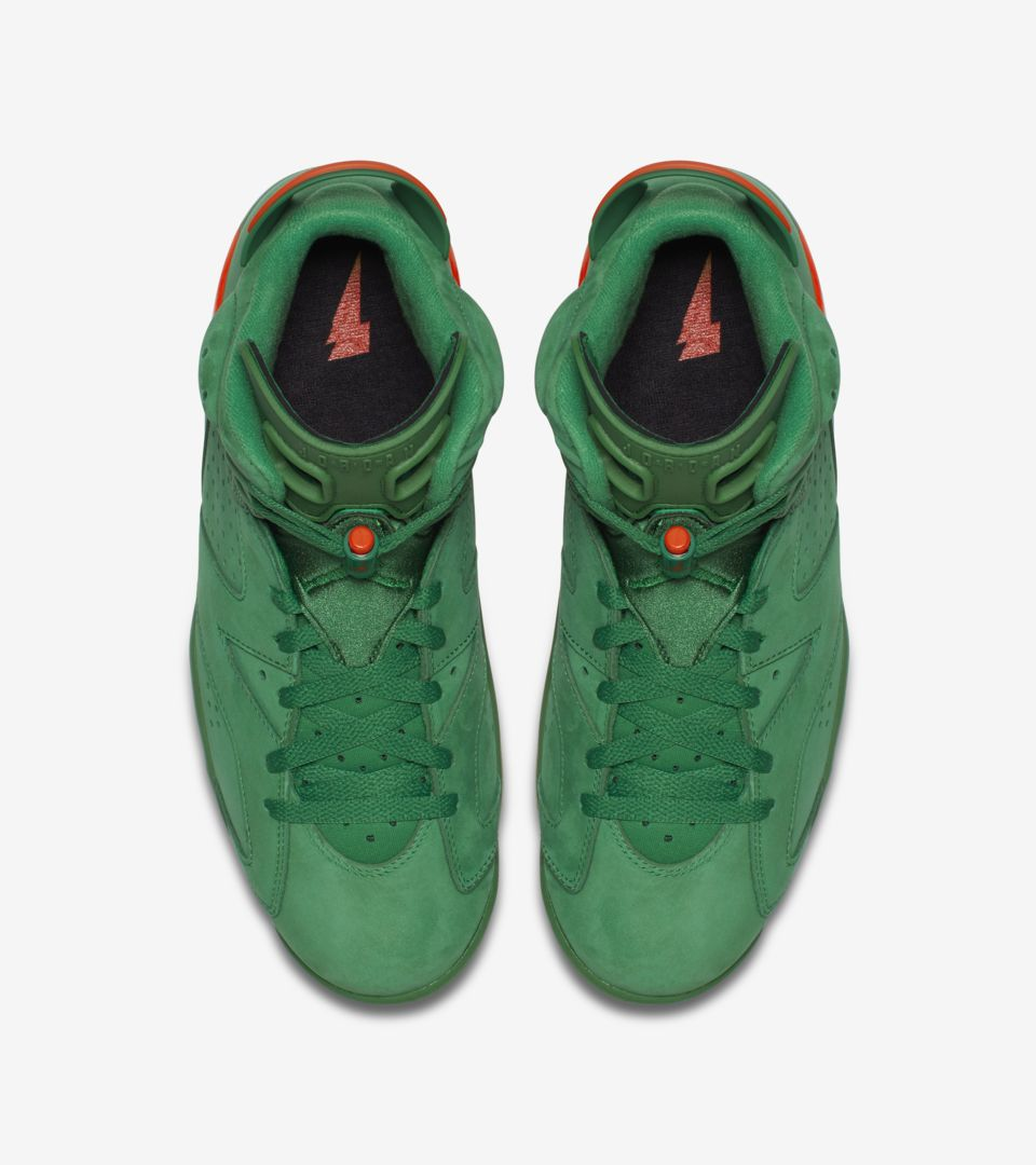 low priced df1aa 1a5a5 Air Jordan 6 Gatorade 'Pine Green' Release Date. Nike+ SNKRS
