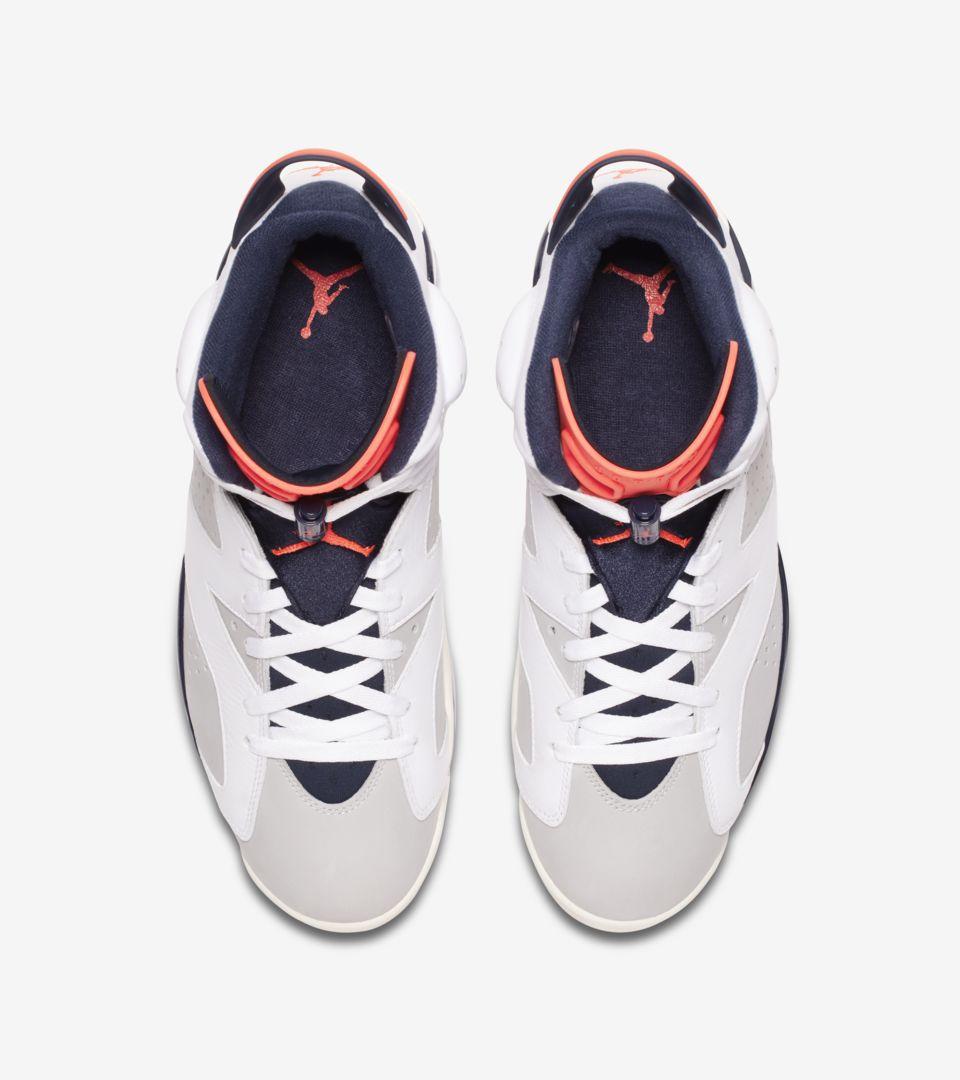 f1dbb35825e Air Jordan 6 Retro Tinker  Infrared  Release Date. Nike+ SNKRS