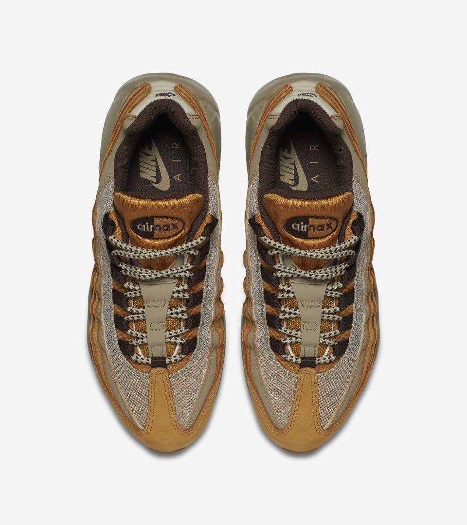 Women's Nike Air Max 95 Winter 'Bronze & Bamboo'. Release