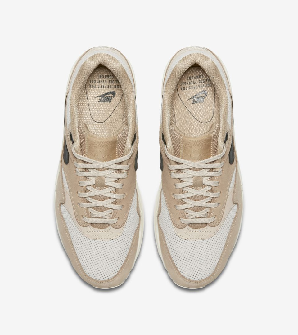 06aa00ce Women's Nike Air Max 1 Pinnacle 'Mushroom'. Nike⁠+ Launch FI
