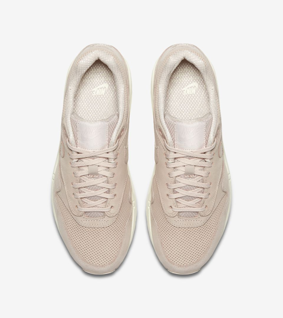 db379af08a84 Women s Nike Air Max 1 Pinnacle  Siltstone Red  Release Date.. Nike ...