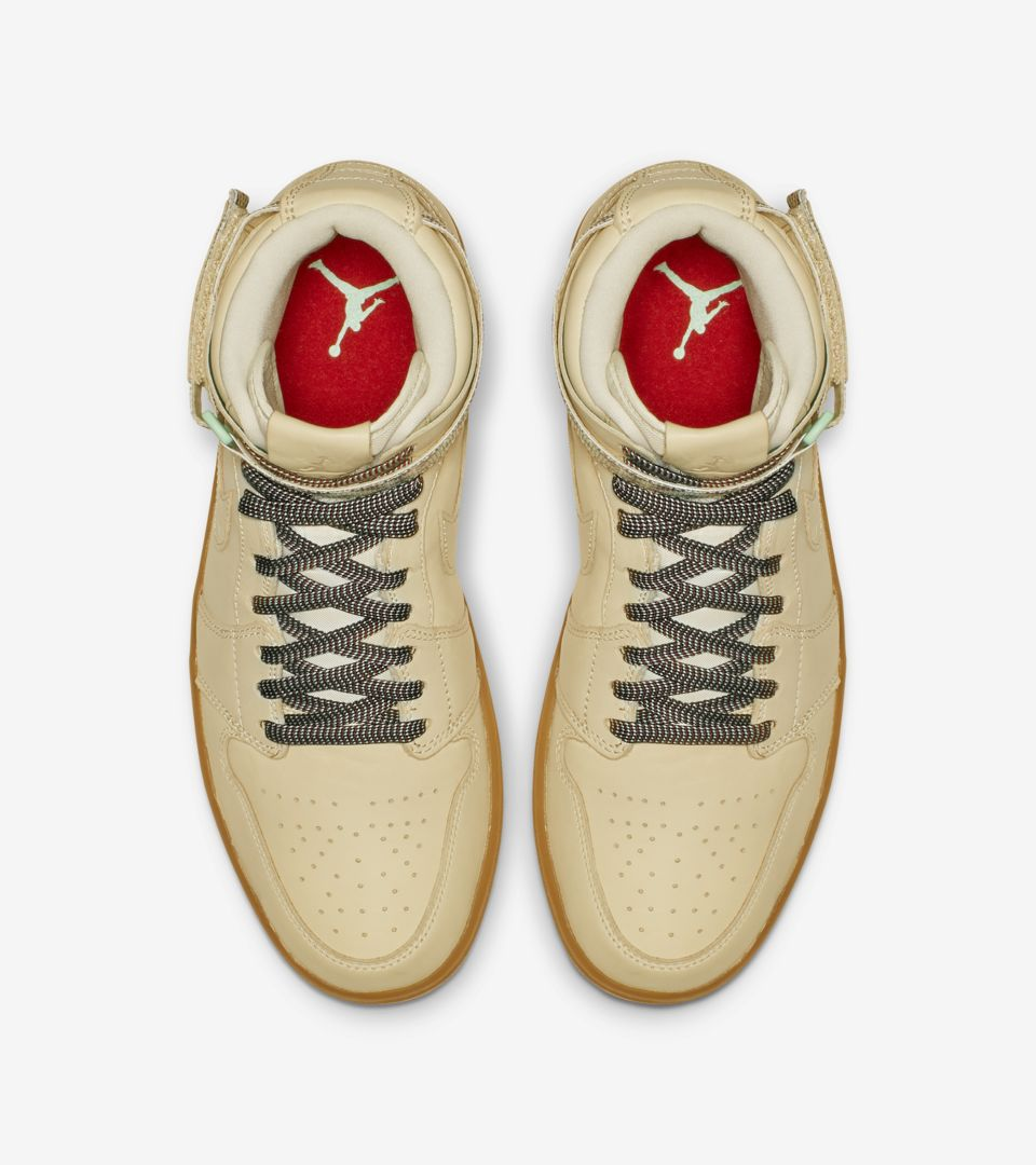 b41168bbfade Air Jordan 1 Strap  N7  Release Date. Nike+ SNKRS