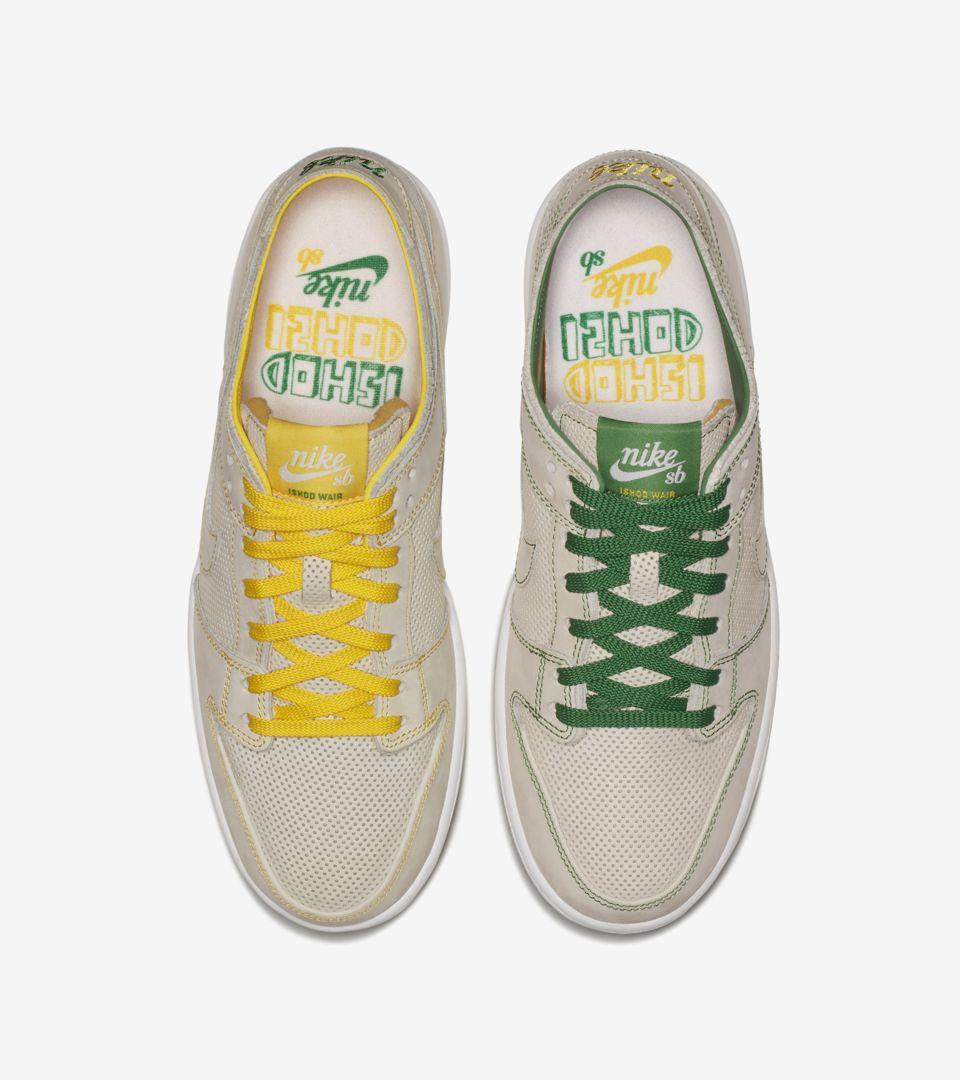 Nike SB Decon Dunk Low x Ishod Wair