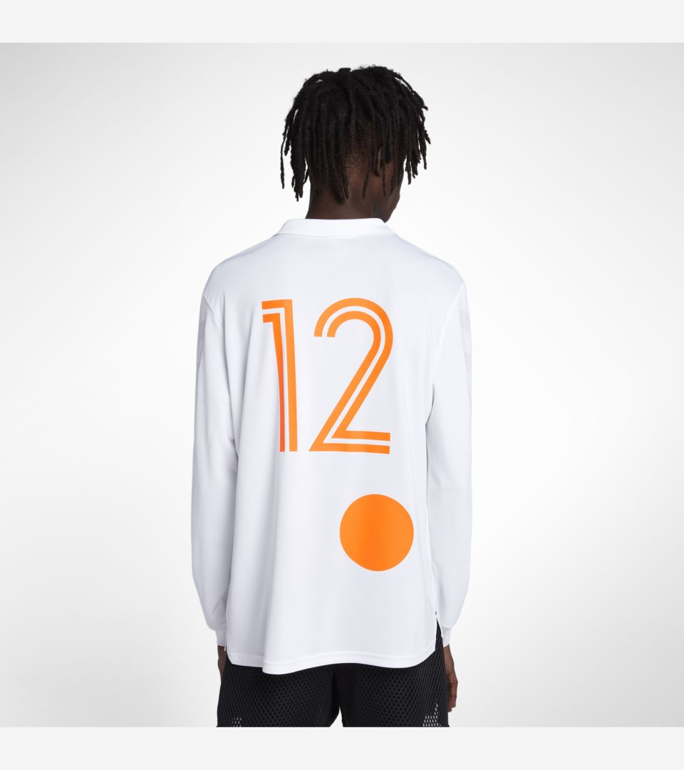 "Nike x Off-White Collection ""Football, Mon Amour"" Jerseys"