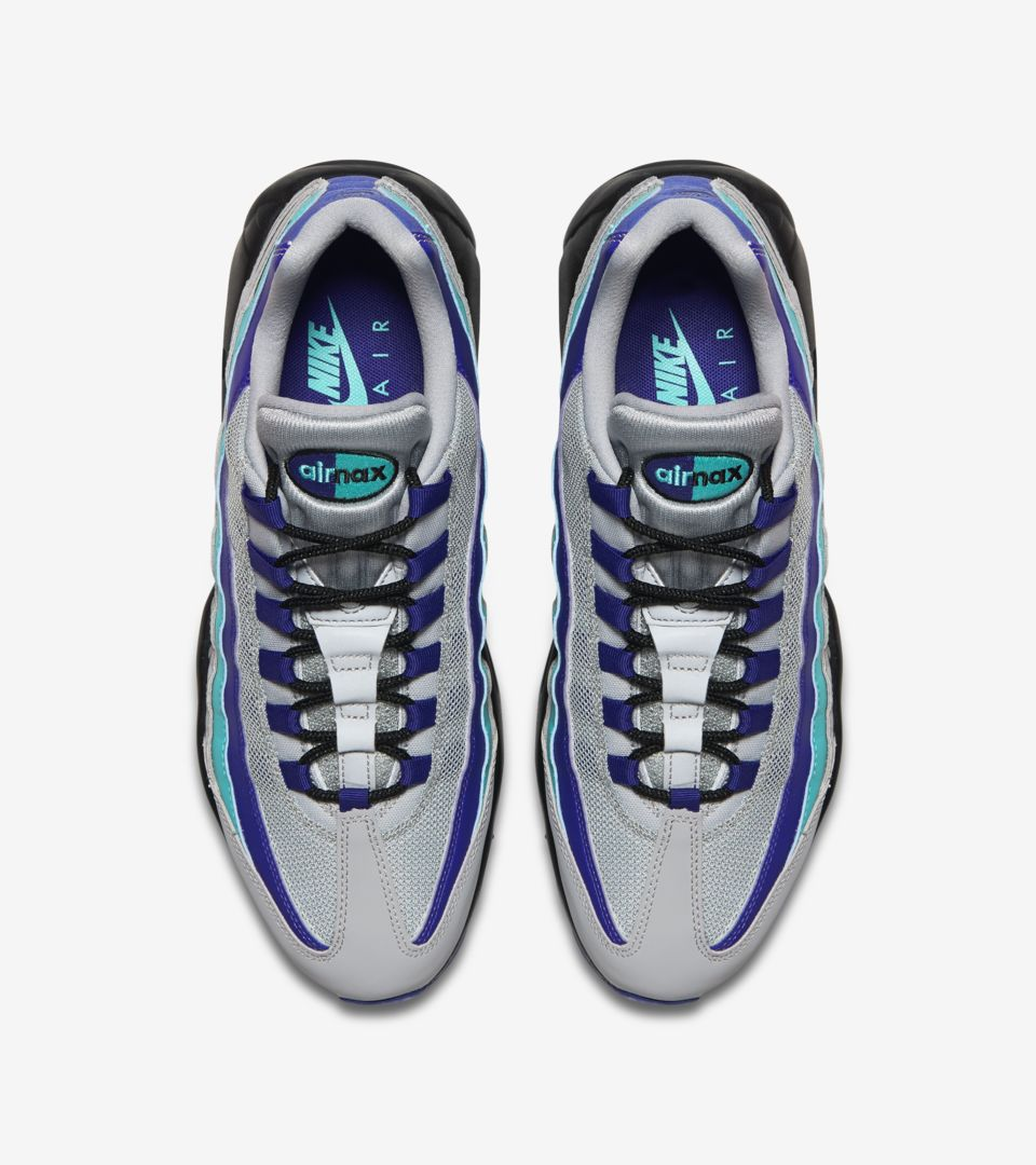 3179561fa177 Nike Air Max 95  Wolf Grey  Release Date. Nike+ SNKRS