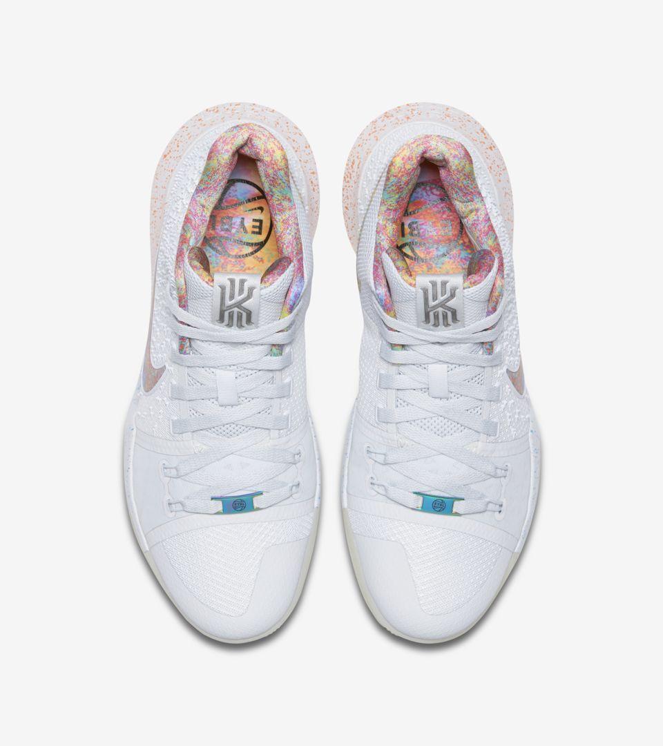 super popular 091b5 9933b Nike Kyrie 3  EYBL  Release Date. Nike+ SNKRS
