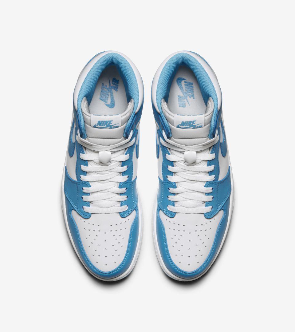 best sneakers 9259b 6b6fb air jordan retro 1 powder blue