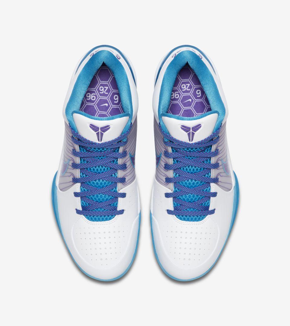 Nike Kobe 4 Protro 'Draft Day' Release Date