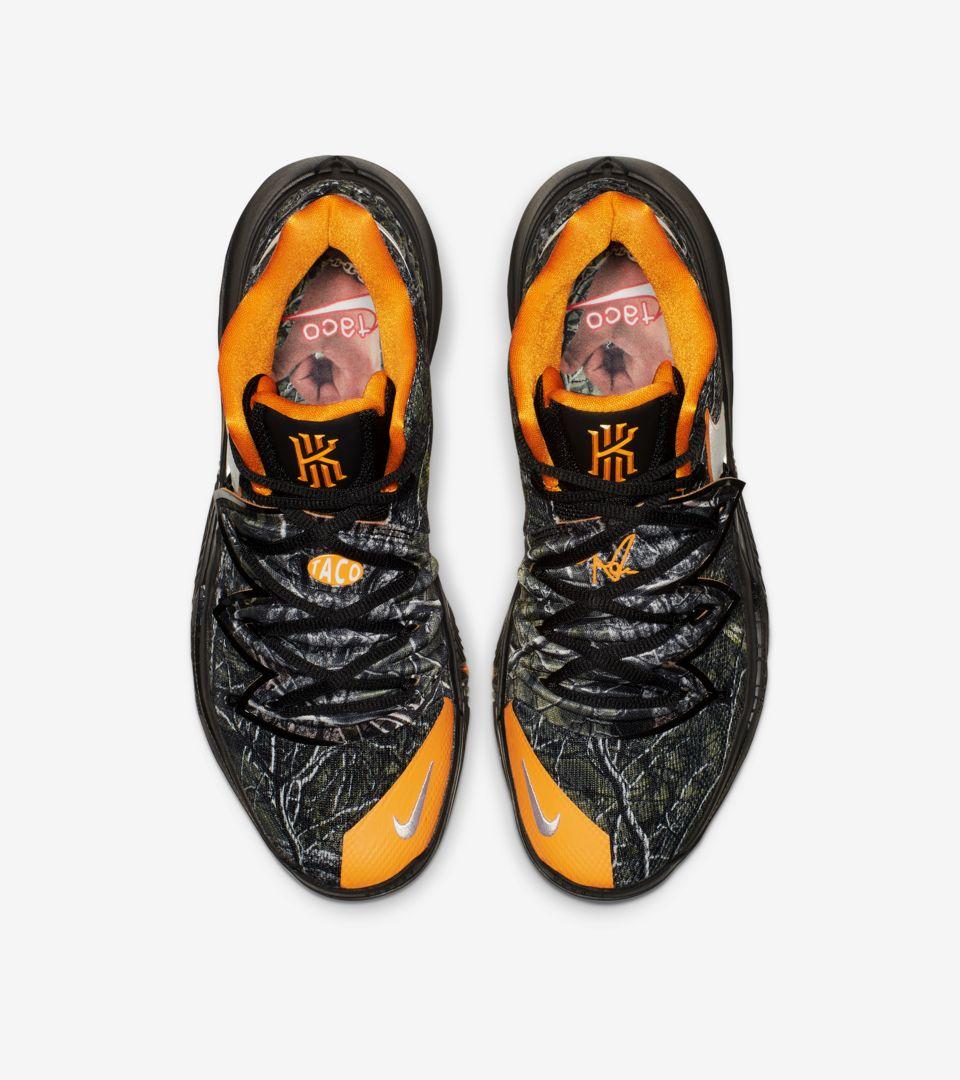 b0454662a611 Nike Kyrie 5  Taco PE  Release Date. Nike+ SNKRS