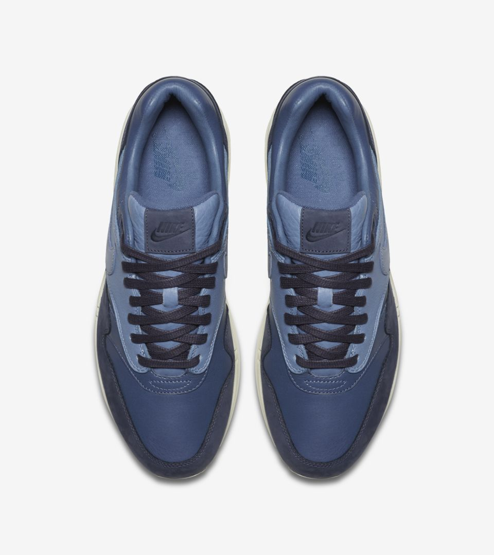 cheap for discount 40cce 212b5 NikeLab Air Max 1 Pinnacle 'Ocean Fog'. Nike⁠+ Launch GB