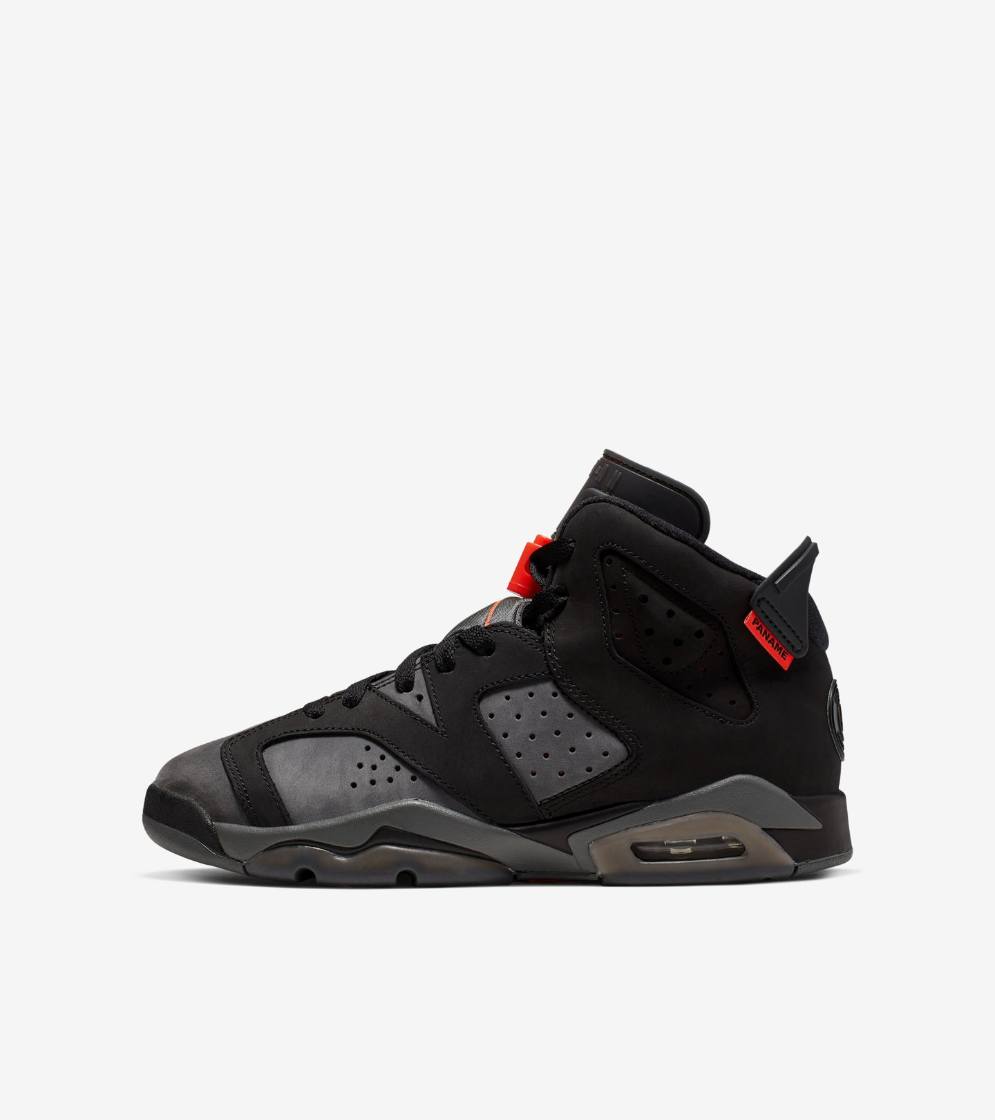 Nike Air Jordan 6 X PSG shoes grey