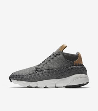 Nike Air Footscape NM Woven 'Black