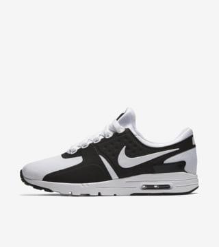 Nike Air Max Zero 'White \u0026 Black