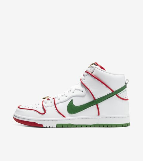 SB Dunk High 'Paul Rodriguez' Release Date. Nike SNEAKRS SE