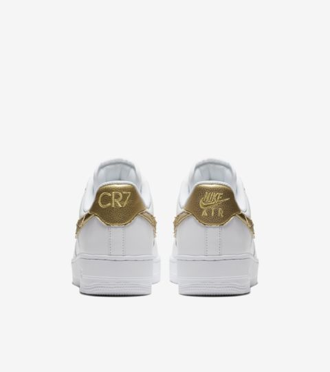 Nike Air Force 1 CR7 Cristiano Ronaldo AQ0666 100 Sneaker