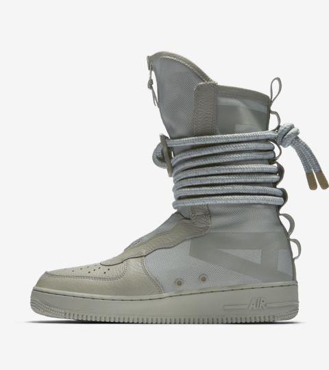 Date de sortie de la Nike SF Air Force 1 Hi « Sage ». Nike