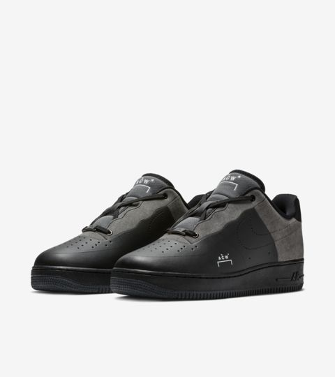 A COLD WALL* x Nike Air Force 1 Low | Black | HIGHXTAR.