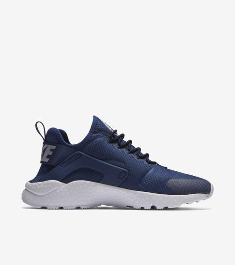 wholesale online skate shoes exquisite design Women's Nike Air Huarache Ultra 'Coastal Blue'. Nike SNKRS