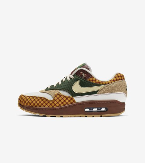 Nike Air Max 1 x Laika Studios' Missing Link