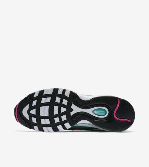 """Nike Air Max 97 """"Fehér & kinetikus zöld & rózsaszín"""