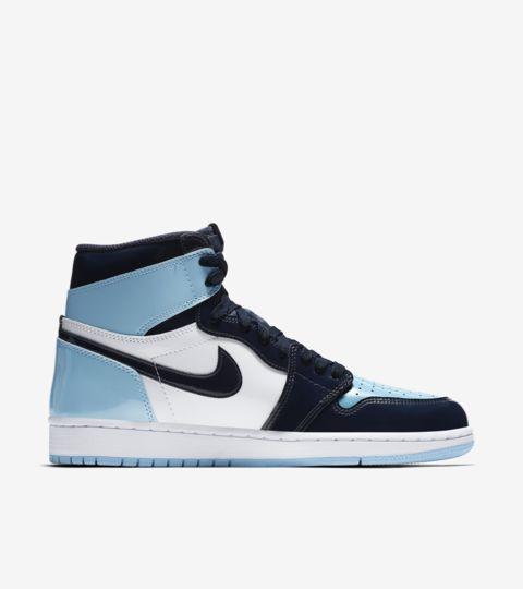 air jordan 1 bleu hivernal