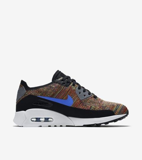 nike air max flyknit multicolor womens