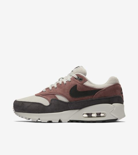 Women's Air Max 901 'Red Sepia & Oil Grey' Release Date