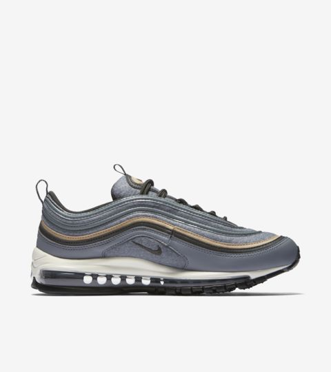 Cheap Nike Air Max 97 Premium 'Cool Grey & Mushroom'
