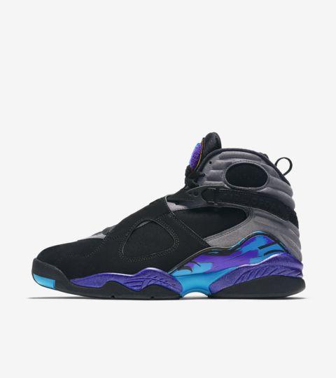 New Nike Air Jordan 8 VIII Retro Chrome 305381 003 mens