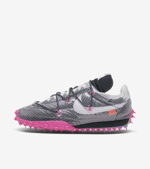 nike x off white waffle racer homme