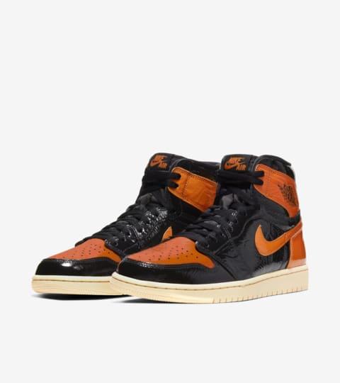 black and orange nike air jordans \u003e Up