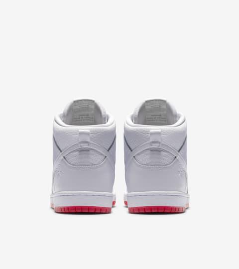 Lanseringsdatum för Nike SB Zoom Dunk High Pro Kevin Bradley