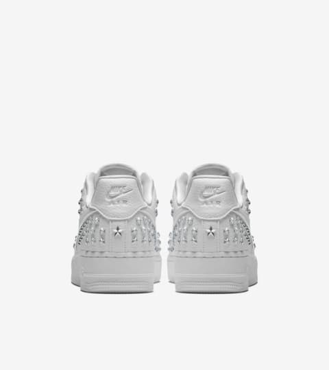 Air Force 1 XX Star Studded 'White' Release Date. Nike SNKRS