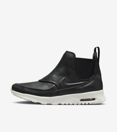 Women's Nike Air Max Thea Mid 'Black & White'. Nike ...