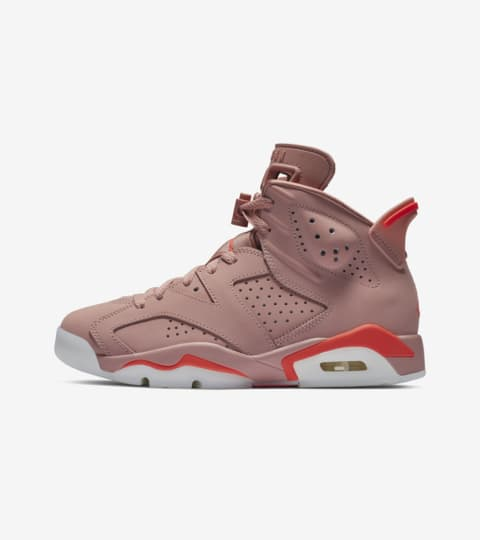 Color Theory: Air Jordan 6 x Aleali May. Nike SNKRS
