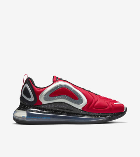 nike air max 720 university red release date