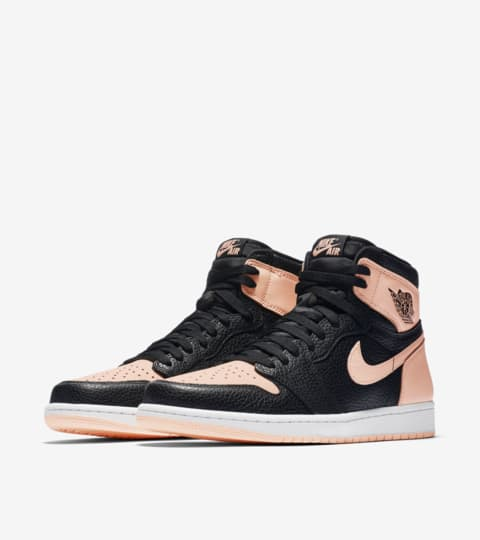 nike air jordan 1 retro high rosa
