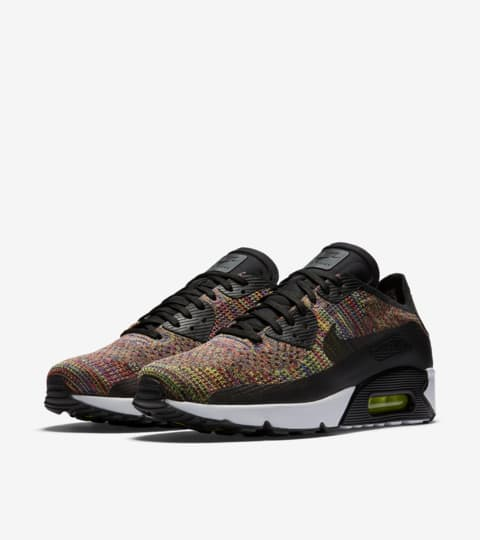 nike air max 90 ultra 2.0 flyknit multicolor