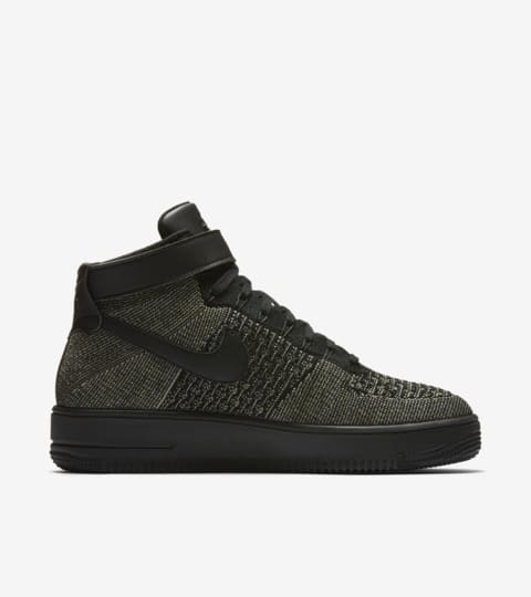 nike air force 1 ultra flyknit mid trainer