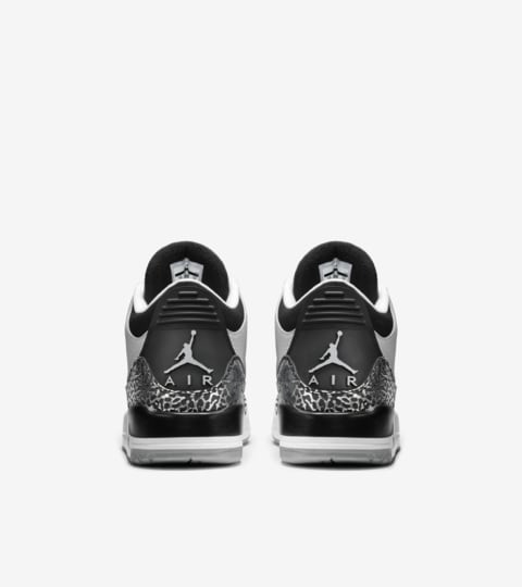 "Air Jordan 3 Retro ""Wolf Grey"". Data premiery. Nike⁠ SNEAKRS PL"