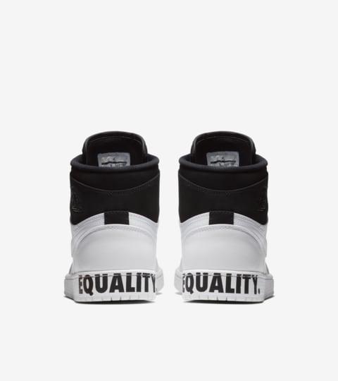 "Air Jordan 1 ""Equality"" 2018 – data premiery. Nike SNEAKRS PL"