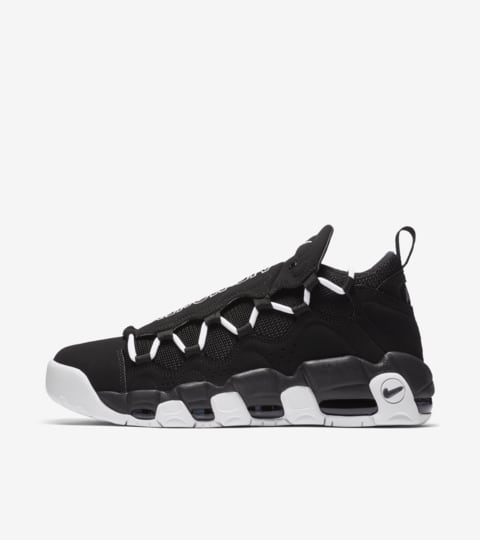 Air More Money Nike Air More Money 'Black & White' Release Date. Nike SNKRS GB