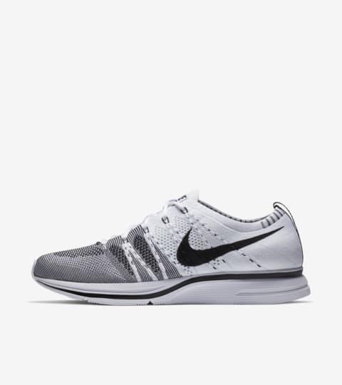"Release Dato | Nike Flyknit Trainer ""WhiteBlack"
