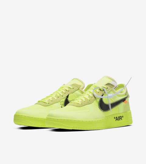 The Ten: Nike Air Force 1 Low