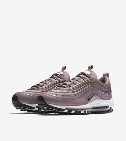 Women's Nike Air Max 97 Premium 'Taupe Grey & Black ...