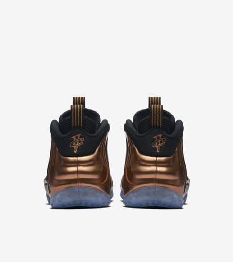 insidesneakers • Nike Air Foamposite One « Metallic Copper